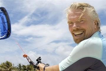 Richard Branson: Nhân viên nghỉ thoải mái, tiền kiếm càng nhiều