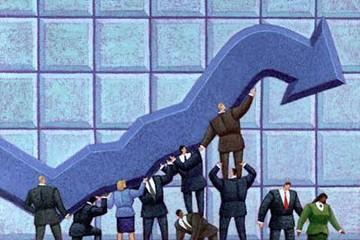 GAS và VNM đẩy chỉ số, thị trường 'xanh vỏ đỏ lòng'