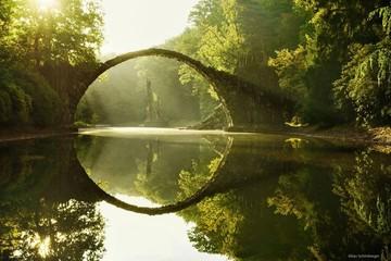 20 cây cầu đẹp huyền ảo như ở xứ sở thần tiên