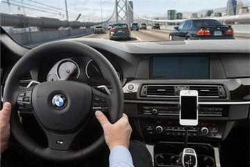 Tính năng của iPhone dễ khiến lái xe