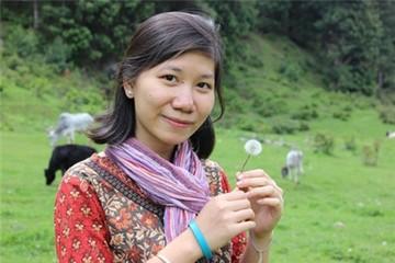 Nữ sinh Việt nhận học bổng 5,6 tỷ đồng của ĐH Mỹ