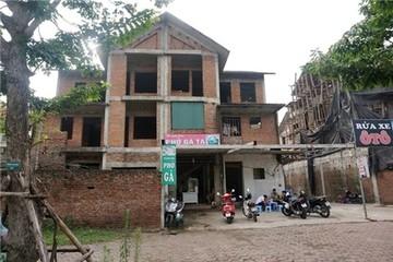 Phố biệt thự nhà giàu bán cơm bình dân, cà phê vườn ở Hà Nội