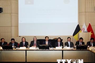 Việt Nam luôn mở rộng cửa đón các nhà đầu tư Bỉ và châu Âu