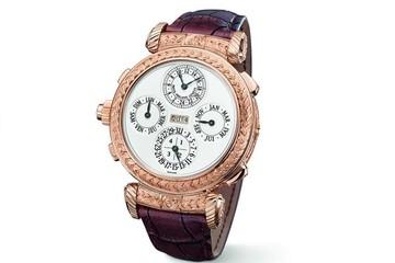 Cực độc với đồng hồ trị giá hơn 55 tỷ đồng của Patek Philippe