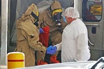 Bộ Y tế họp khẩn cấp về phòng chống dịch Ebola