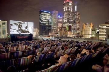 Những rạp chiếu phim ngoài trời ấn tượng nhất thế giới