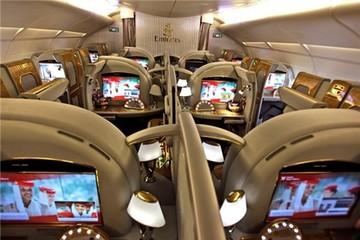 Kiểu kinh doanh ngược đời của hãng hàng không số một ở Dubai