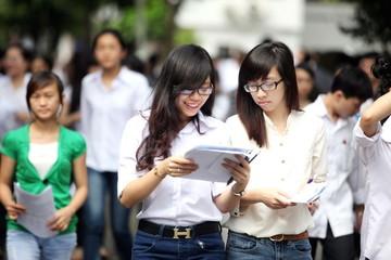 Trường THPT nào có điểm trung bình thi ĐH cao nhất Hà Nội?