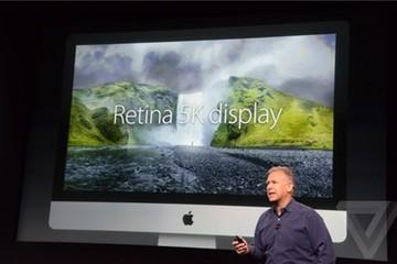 iMac màn hình Retina 5K ra mắt với giá từ 54 triệu đồng