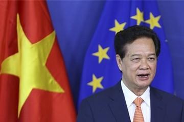 Báo chí quốc tế viết về chuyến thăm châu Âu của Thủ tướng