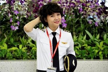 Nữ phi công Việt đầu tiên trong tổ bay Vietjet Air