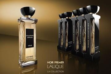 Lalique giới thiệu bộ sưu tập nước hoa cao cấp Noir Premier