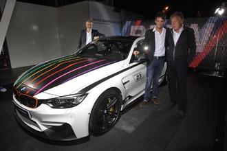 BMW kỷ niệm chiến thắng bằng M4 DTM Champion Edition