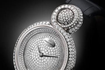 Chơi sang với đồng hồ được đính 1160 viên kim cương mới nhất của Jaquet Droz