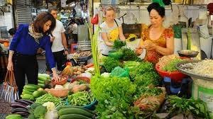 Hà Nội: Chỉ số giá tiêu dùng tăng 0,04%