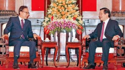 Nâng kim ngạch thương mại Việt Nam - Hàn Quốc lên 70 tỉ USD