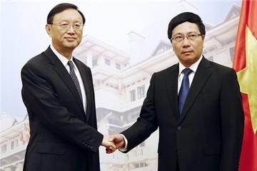 Ủy viên Quốc vụ viện Trung Quốc thăm VN vào thứ hai tới