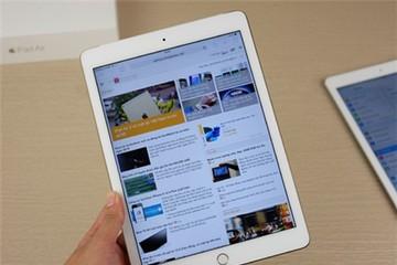 Người dùng Việt không 'mặn mà' với iPad Air 2