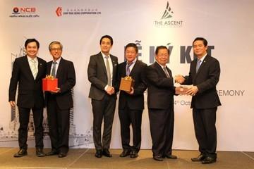 Công ty của Singapore bán dự án The Ascent