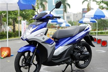 Ảnh chi tiết Yamaha Nouvo FI 2014 mới ra mắt