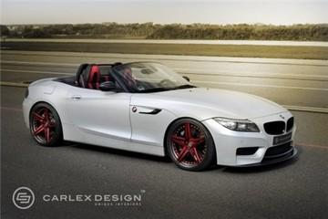 Carlex Design mặc áo mới cho BMW Z4 Roadster