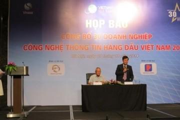 ELCOM nằm trong top 30 doanh nghiệp CNTT hàng đầu Việt Nam 2014