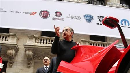 Ferrari tách khỏi công ty mẹ Fiat
