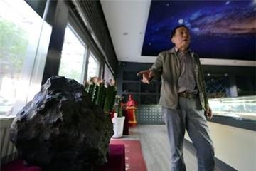 Nhà giàu Trung Quốc đổ xô mua thiên thạch