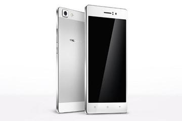 Siêu mỏng với smartphone R5 của Oppo