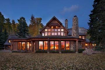 Dinh thự tuyệt đẹp nằm trong rừng sâu của Tom Cruise