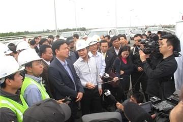 Bộ trưởng Đinh La Thăng cảnh cáo lãnh đạo PMU 85