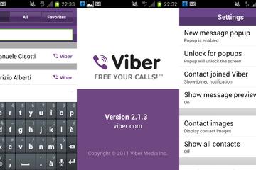 Viber sắp bị quản chặt tại Việt Nam vì thu phí người dùng