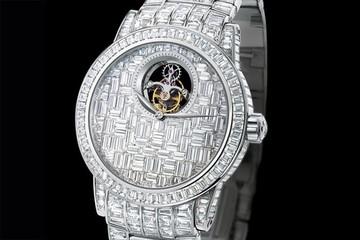 """""""Độc"""" với đồng hồ Tourbillon Diamants"""