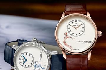 Jaquet Droz ra mắt đồng hồ tôn vinh nghệ thuật múa ba lê
