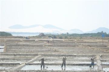 Bình Định: Muối đè diêm dân