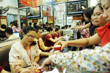 Việt Nam vẫn đứng thứ 7 thế giới về tiêu thụ vàng, dù nhu cầu giảm mạnh