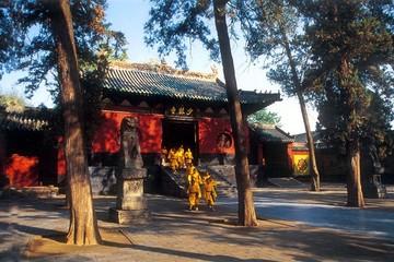 Thiếu Lâm Tự: chùa cổ Trung Hoa hay doanh nghiệp