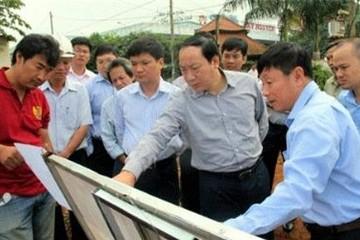 Mạnh tay loại nhà thầu yếu tại Dự án đường Hồ Chí Minh