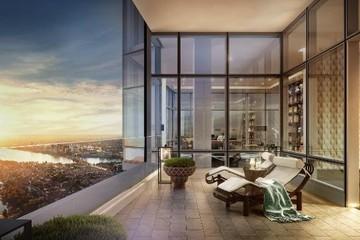 Đến thăm căn hộ penthouse trị giá 787 tỉ đồng