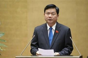 Bộ trưởng Đinh La Thăng cam kết về an toàn đường sắt trên cao