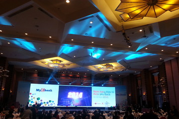 Sacombank được bình chọn là ngân hàng điện tử được yêu thích nhất Việt Nam