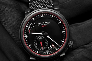 Chopard ra mắt đồng hồ kiểm soát năng lượng L.U.C 8HF Power Control