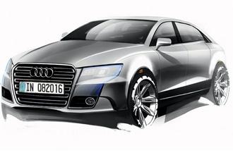 Audi Q8 chuẩn bị cho cuộc chiến với BMW X6
