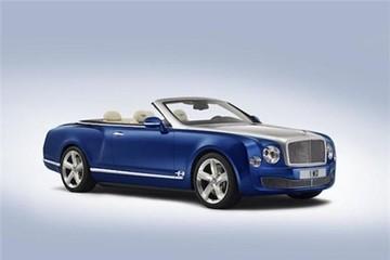 Bentley giới thiệu concept siêu sang trọng - Grand Convertible