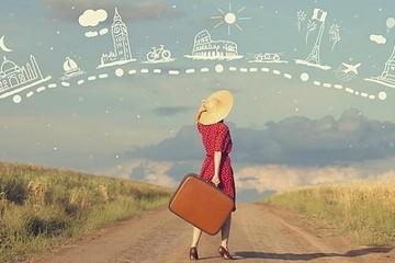 Làm sao để vừa đi du lịch thế giới vừa kiếm được tiền tiêu?