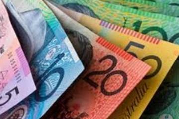 Đồng AUD mất giá kỷ lục trong vòng 4 năm qua