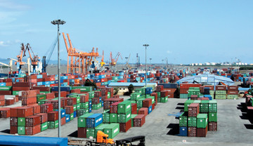 Cảng Tân Cảng - Hiệp Phước sắp hoạt động