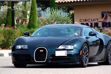 Cái giá phải trả khi sở hữu Bugatti Veyron Super Sport