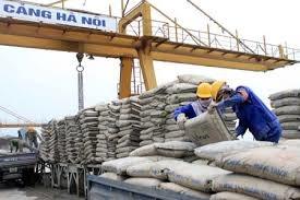 Năm 2015 xuất khẩu 19-20 triệu tấn xi măng