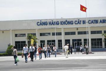Ngày 2/12 sẽ tiến hành cưỡng chế, triển khai mở rộng sân bay Cát Bi